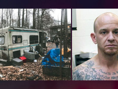 Virginia man raped child in RV 'sex dungeon'