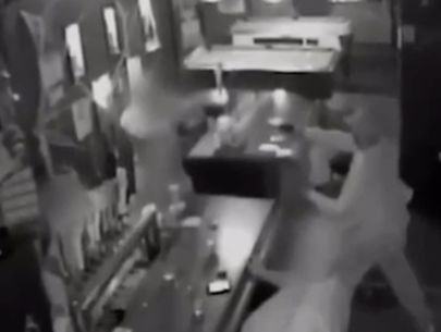 Graphic video released in police shooting at bar