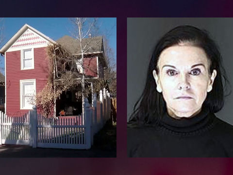 Daycare owner arrested after 26 kids found behind 'false wall'