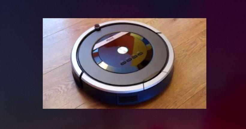 Couple calls 911 to report burglar in house - deputies find active Roomba instead