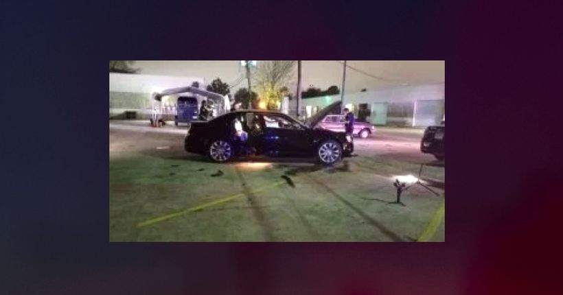 Filming of music video ends in 2 deaths, 6 injuries after apparent drive-by shooting, police say