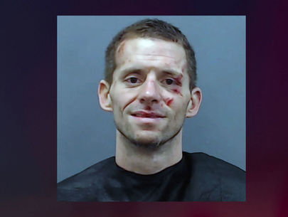 Police catch inmate who escaped jail by carving through brick wall