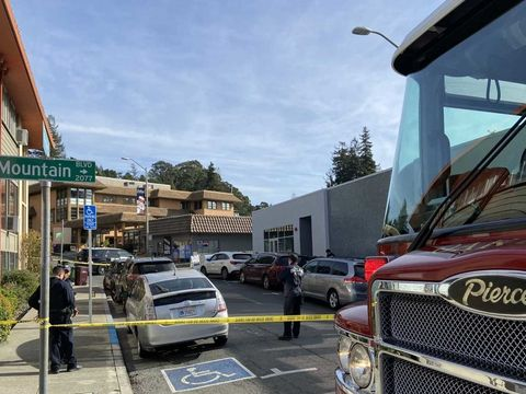Man dies chasing down laptop thief outside Oakland coffee shop