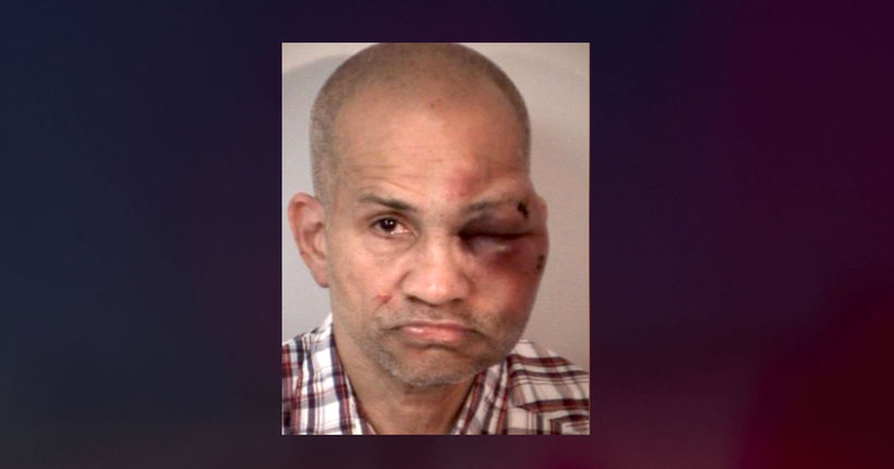 North Carolina man beaten by family member after being found naked with toddlers