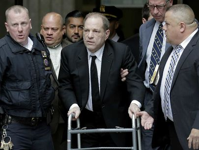Harvey Weinstein faces NYC charges in court; L.A. County files new charges
