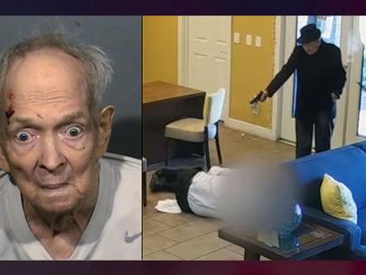Man, 93, shoots apartment manager in both legs over water damage