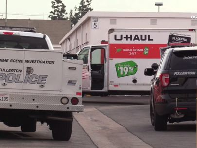 Investigation: Human remains found in back of U-Haul