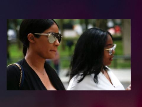 R. Kelly's girlfriend charged after fight with singer's other girlfriend