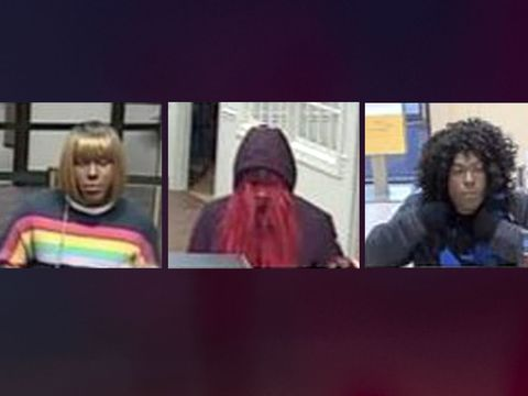FBI searching for 'Bad Wig Bandit' after string of N.C. bank robberies