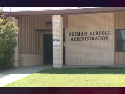 Oklahoma third-grader brings gun to school in backpack