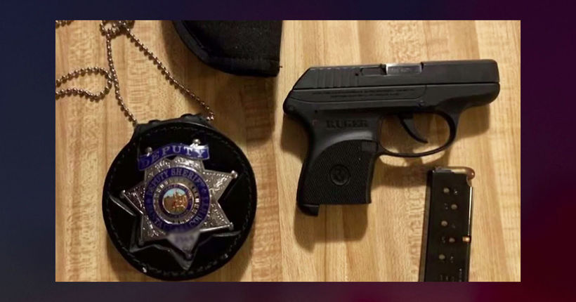 Boy finds deputy's badge, handgun left at Lake Tahoe rental home