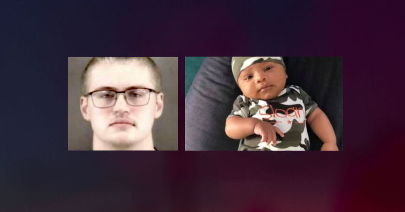 N.C. man charged with murder after 3-month-old baby dies