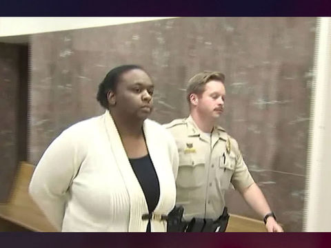 Oklahoma woman convicted of murder, desecration of corpse