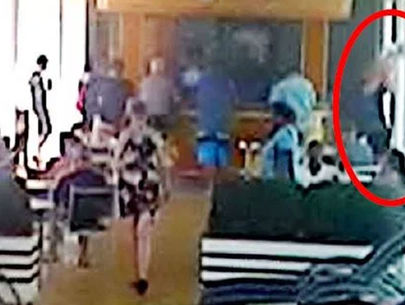 Royal Caribbean: video proves grandpa knew window was open