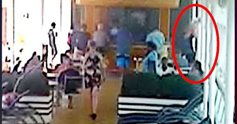 Royal Caribbean: Video 'unquestionably' proves grandpa knew window open before dropping tot