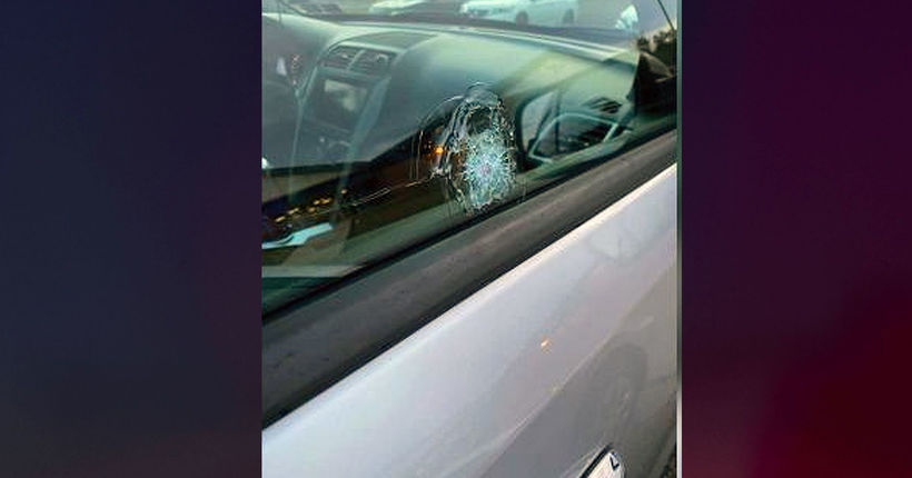 14-year-old faces 40 charges for shooting cars on highway