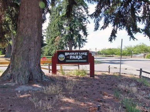 Child porn found taped to slide in Washington park, police say