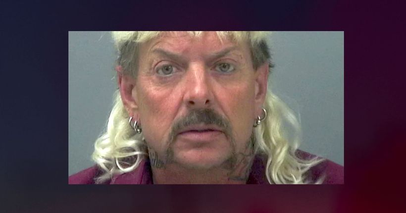 'Joe Exotic' gets 22 years for murder-for-hire plot, wildlife violations conviction