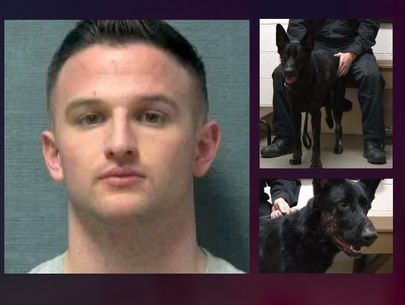 Ohio man charged with shooting his dog in the head faces judge