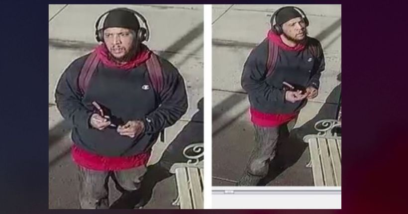 Cops trying to ID man who made threats to blow up police station