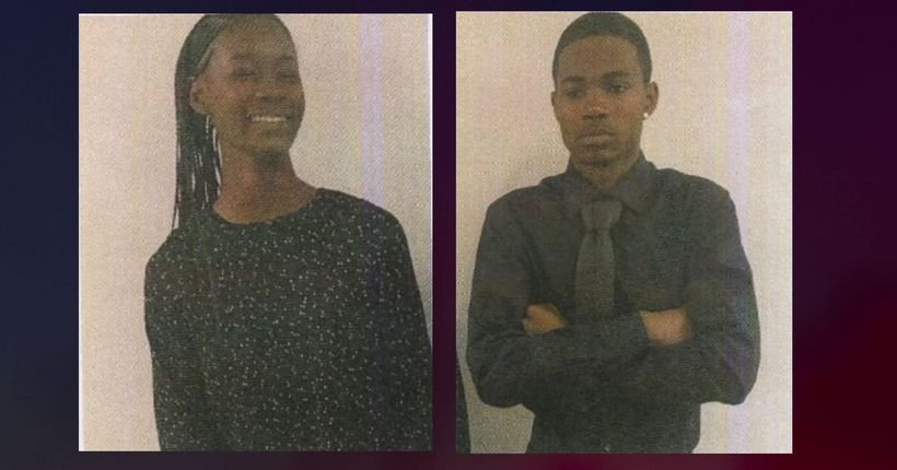 Silver Alert issued for two teenage siblings