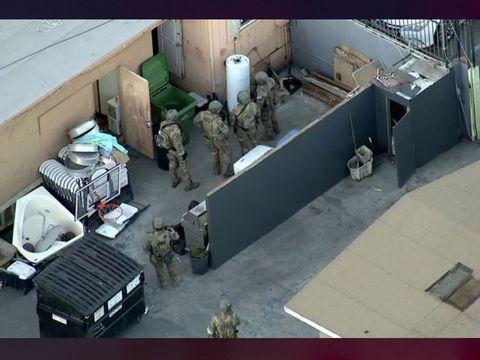 3 arrested after FBI raids church in human trafficking investigation