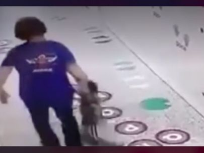 Shock video: Day care owner drags child down hall