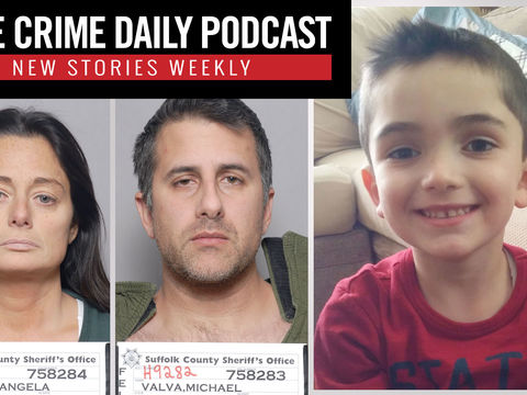 Cop allegedly freezes autistic son to death; Snapchat sextortion - TCDPOD