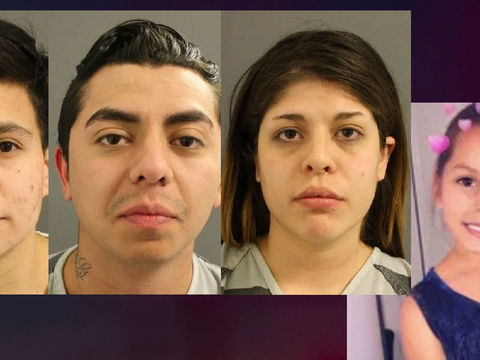 5-year-old girl overdoses on meth; mom, 2 cousins free on bond