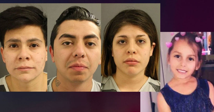 5-year-old girl overdoses on meth; mom, 2 suspects free on bond