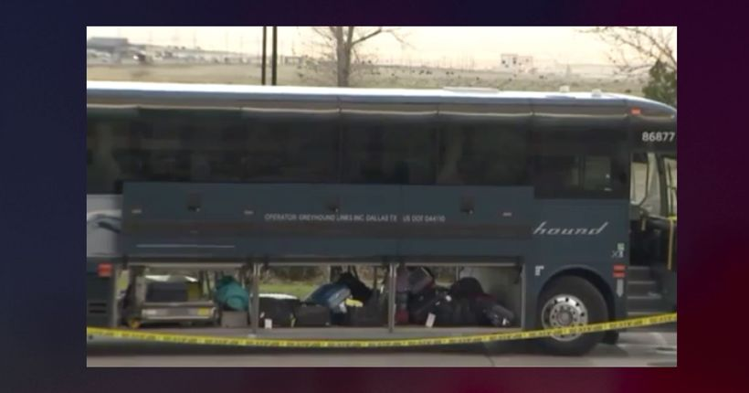 'Heroic' passengers disarm gunman who killed 1, wounded 5 on bus from L.A. in Fort Tejon area