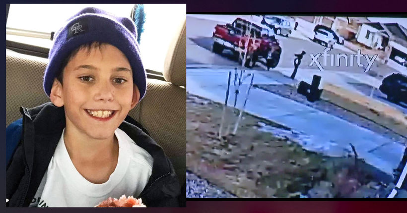 Gannon Stauch missing: Neighbor's security camera video may offer clues