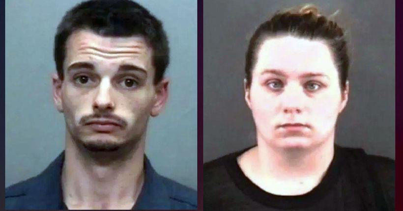 N.C. motel employee calls 911 to report 2 children beaten; mom, boyfriend charged