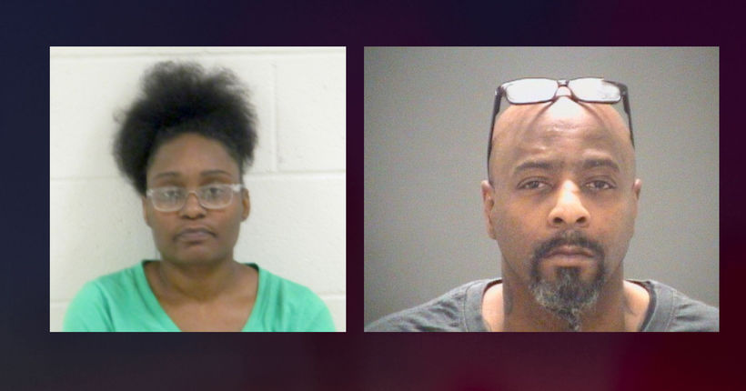 Dozens of charges filed against 2 people in dog-fighting investigation, drug bust