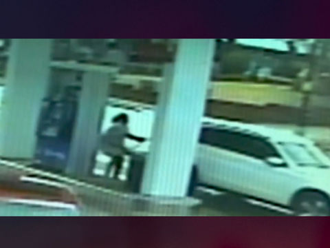 Good Samaritan follows stolen vehicle with toddler inside