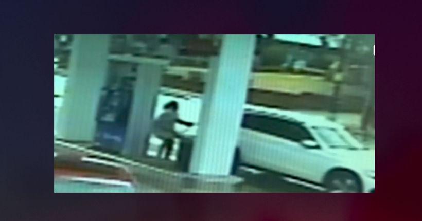 Good Samaritan follows stolen vehicle with toddler inside