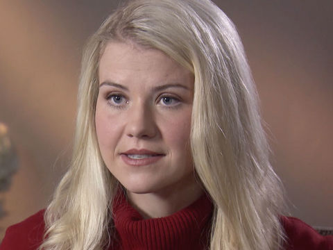 Elizabeth Smart reveals she was sexually assaulted on flight last year