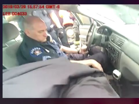 Cop found drunk in patrol car won't be charged due to 'lack of evidence'