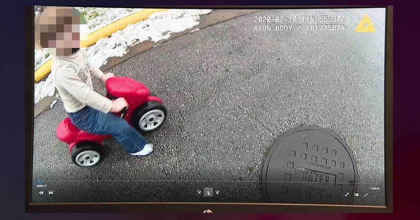 Daycare owner charged after toddler found wandering in street
