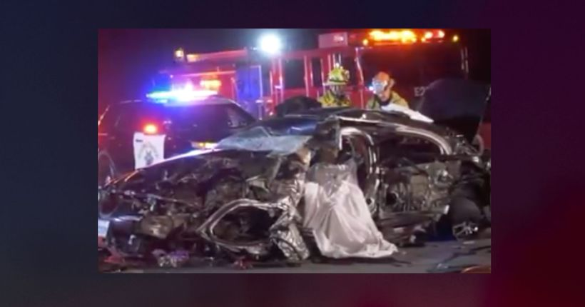 In 'horrific night' for SoCal roads, officials respond to deadly wrong-way crashes in Bel-Air, Monrovia
