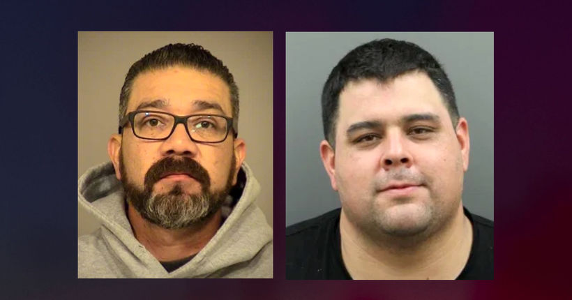 Deputy, social worker accused of inmate sexual assaults