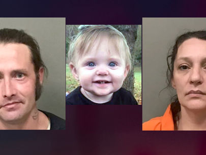 2 arrested after stolen car in missing Tennessee toddler case found
