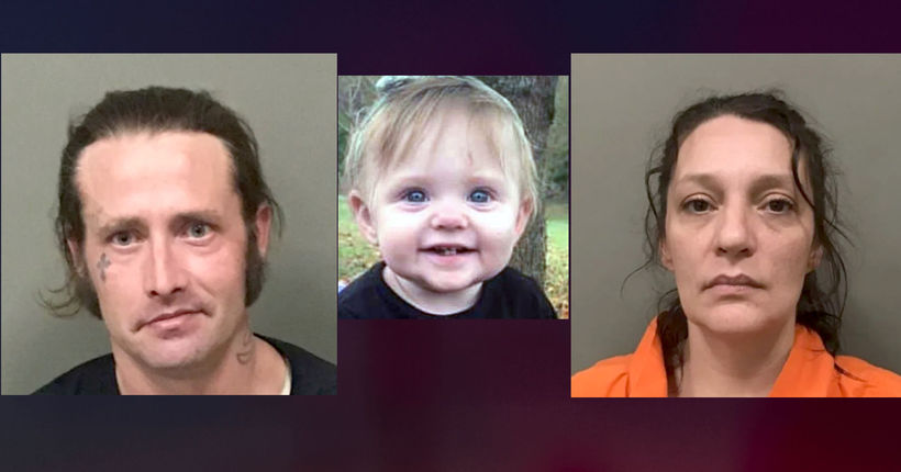 2 arrested after stolen car in missing Tennessee toddler case found