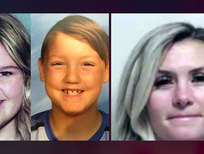 Missing kids' relative may have info; reportedly confessed to targeting ex
