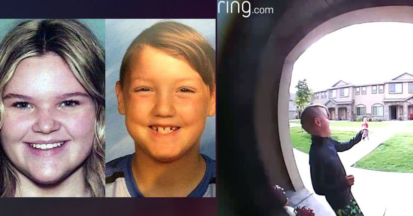 Doorbell cam records last known video of missing 7-year-old JJ Vallow
