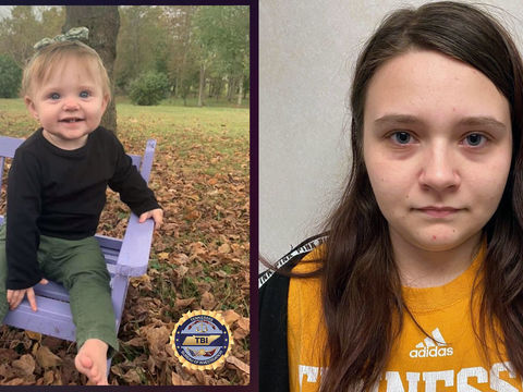 Evelyn Boswell missing: Tot's mom arrested for false reporting