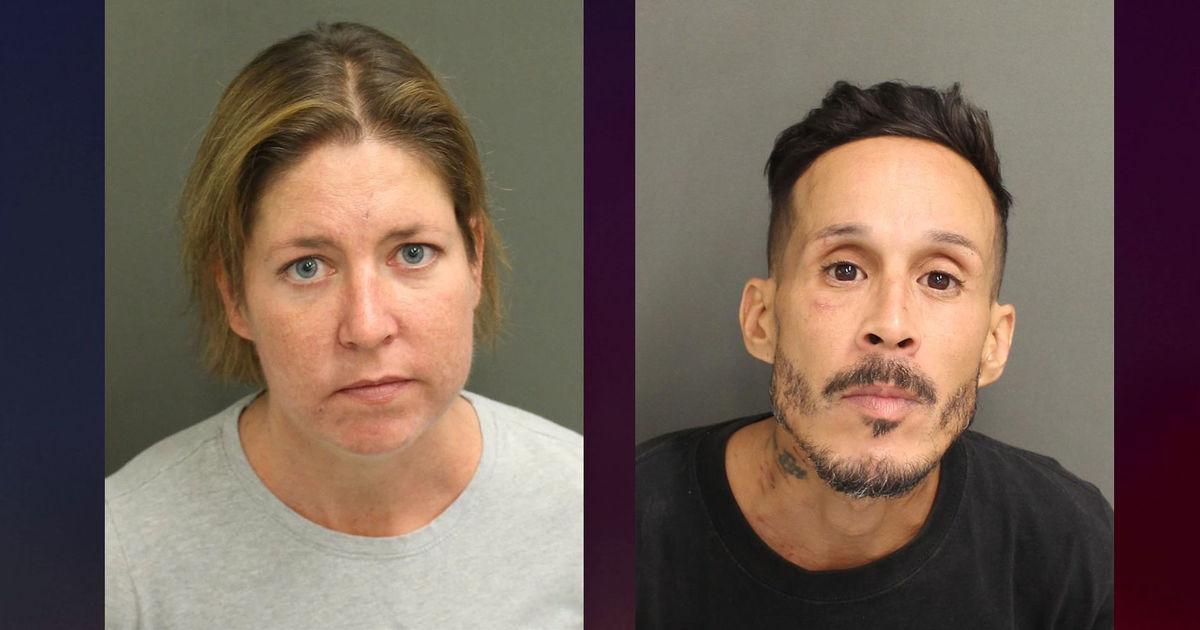 Florida murder: Boyfriend dies inside zipped suitcase in alleged ...