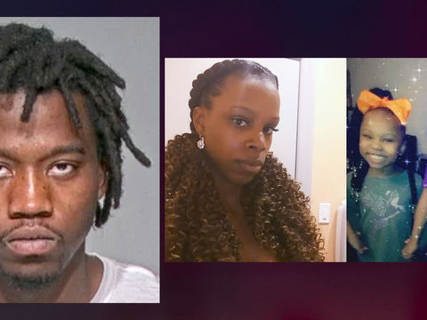 Arzel Ivery pleads not guilty in deaths of Jerica Banks, daughters