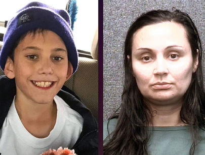Stepmom arrested in disappearance of 11-year-old Gannon Stauch