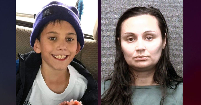 Stepmother arrested in disappearance of 11-year-old Gannon Stauch